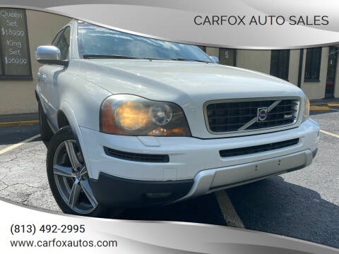 2010 Volvo XC90 for sale at Carfox Auto Sales in Tampa FL