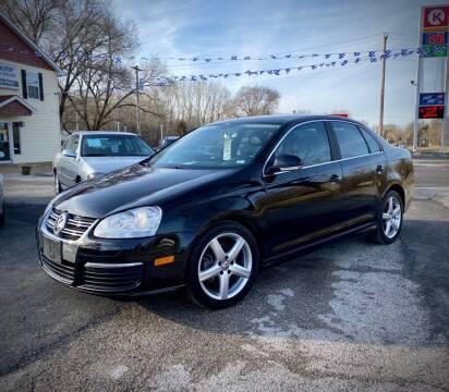 2008 Volkswagen Jetta for sale at Unique LA Motor Sales LLC in Byrnes Mill MO
