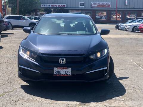 2019 Honda Civic for sale at City Motors in Hayward CA