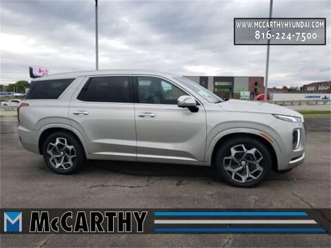 2022 Hyundai Palisade for sale at Mr. KC Cars - McCarthy Hyundai in Blue Springs MO