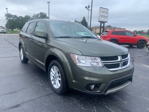2017 Dodge Journey for sale at Dunn Chevrolet in Oregon OH