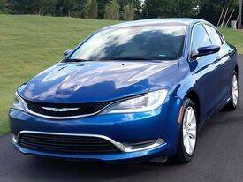 2015 Chrysler 200 for sale at Happy Days Auto Sales in Piedmont SC