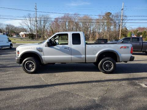2008 Ford F-350 Super Duty for sale at CANDOR INC in Toms River NJ