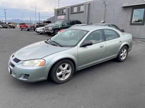 2006 Dodge Stratus for sale at Auto Image Auto Sales in Pocatello ID
