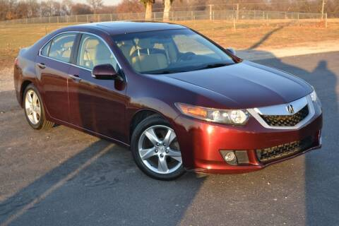2010 Acura TSX for sale at GLADSTONE AUTO SALES    GUARANTEED CREDIT APPROVAL in Gladstone MO