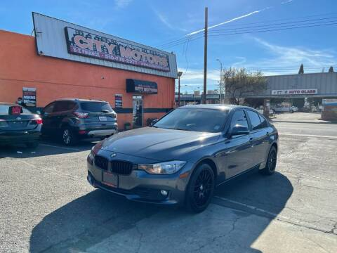 2012 BMW 3 Series for sale at City Motors in Hayward CA
