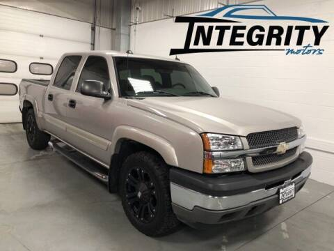 2005 Chevrolet Silverado 1500 for sale at Integrity Motors, Inc. in Fond Du Lac WI