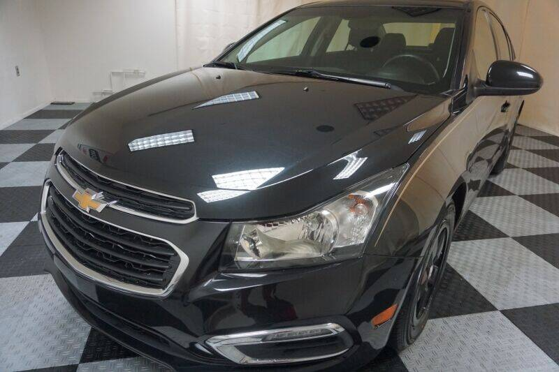 2016 Chevrolet Cruze Limited for sale in Akron, OH