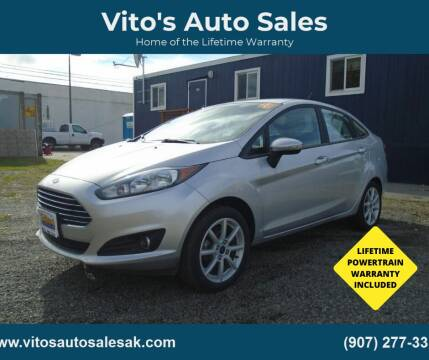 2016 Ford Fiesta for sale at Vito's Auto Sales in Anchorage AK