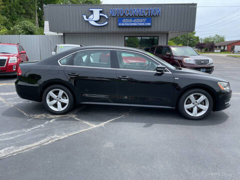2014 Volkswagen Passat for sale at JC AUTO CONNECTION LLC in Jefferson City MO