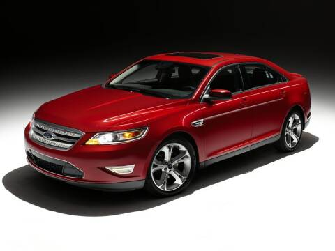 2012 Ford Taurus for sale at Legend Motors of Detroit - Legend Motors of Ferndale in Ferndale MI