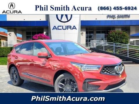 2021 Acura RDX for sale at PHIL SMITH AUTOMOTIVE GROUP - Phil Smith Acura in Pompano Beach FL