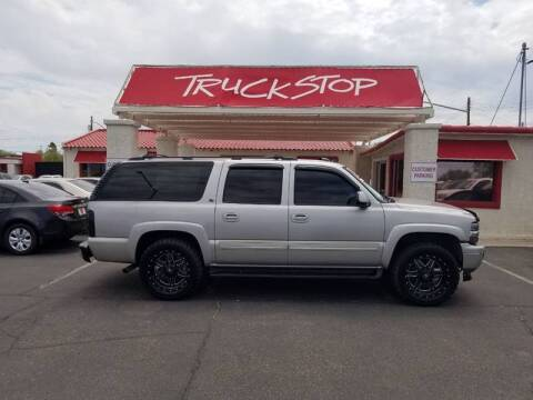 2005 Chevrolet Suburban for sale at TRUCK STOP INC in Tucson AZ