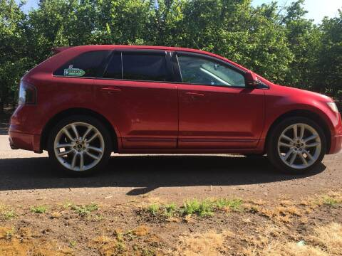 2010 Ford Edge for sale at M AND S CAR SALES LLC in Independence OR