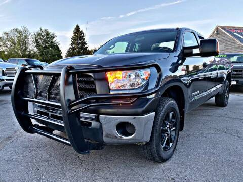 2008 Toyota Tundra for sale at Valley VIP Auto Sales LLC in Spokane Valley WA