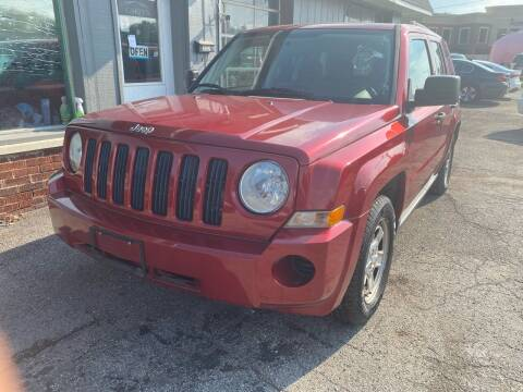 2009 Jeep Patriot for sale at CARLUX in Fortville IN