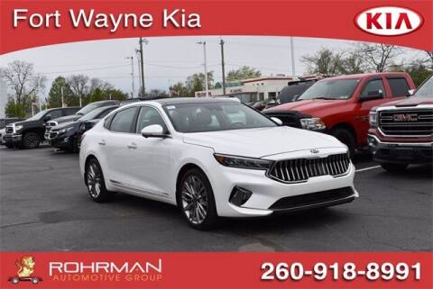 2020 Kia Cadenza for sale at BOB ROHRMAN FORT WAYNE TOYOTA in Fort Wayne IN