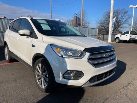 2017 Ford Escape for sale at CHAPMAN FORD NORTHEAST PHILADELPHIA in Philadelphia PA