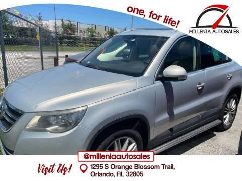 2011 Volkswagen Tiguan for sale at Millenia Auto Sales in Orlando FL
