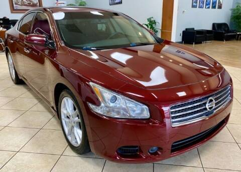 2010 Nissan Maxima for sale at Adams Auto Group Inc. in Charlotte NC