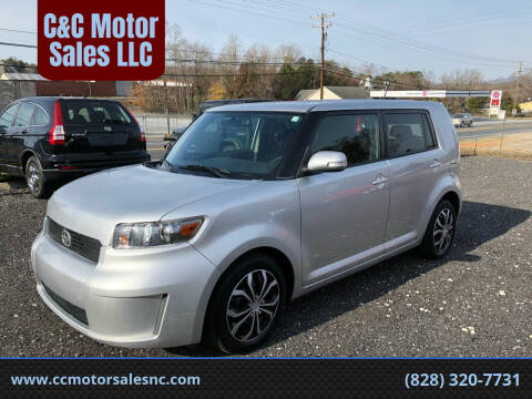 2010 Scion xB for sale at C&C Motor Sales LLC in Hudson NC