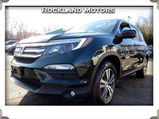 2018 Honda Pilot for sale at Rockland Automall - Rockland Motors in West Nyack NY