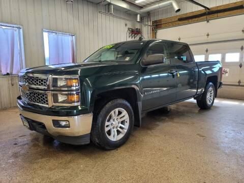 2014 Chevrolet Silverado 1500 for sale at Sand's Auto Sales in Cambridge MN