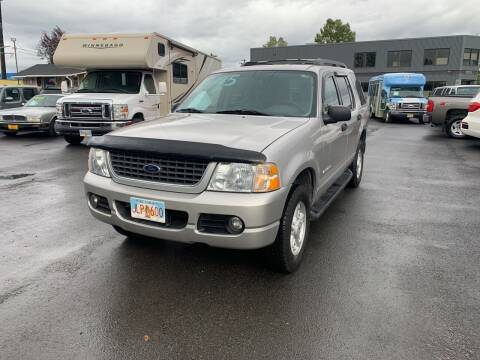 2005 Ford Explorer for sale at ALASKA PROFESSIONAL AUTO in Anchorage AK