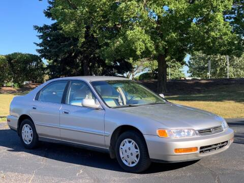 1996 Honda Accord for sale at All Star Car Outlet in East Dundee IL