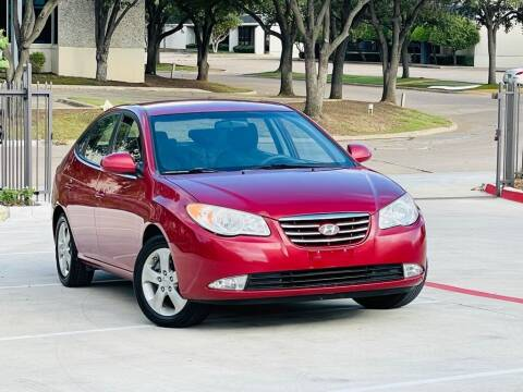 2010 Hyundai Elantra for sale at Texas Drive Auto in Dallas TX