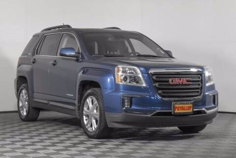 2017 GMC Terrain for sale at Chevrolet Buick GMC of Puyallup in Puyallup WA
