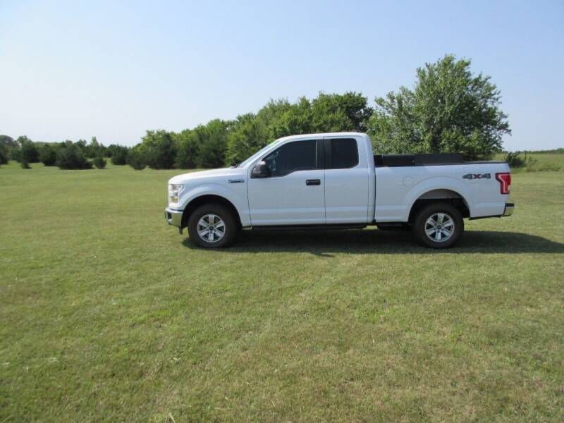 2016 Ford F-150 for sale at Truck World in Augusta KS