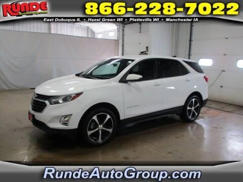 2020 Chevrolet Equinox for sale at Runde PreDriven in Hazel Green WI