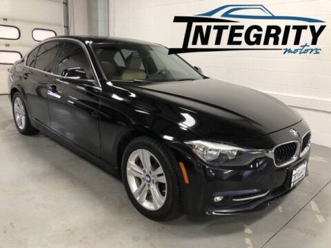 2017 BMW 3 Series for sale at Integrity Motors, Inc. in Fond Du Lac WI