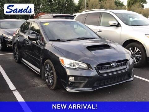 2017 Subaru WRX for sale at Sands Chevrolet in Surprise AZ