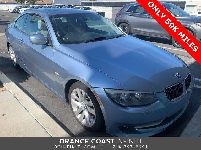 2012 BMW 3 Series for sale at ORANGE COAST CARS in Westminster CA