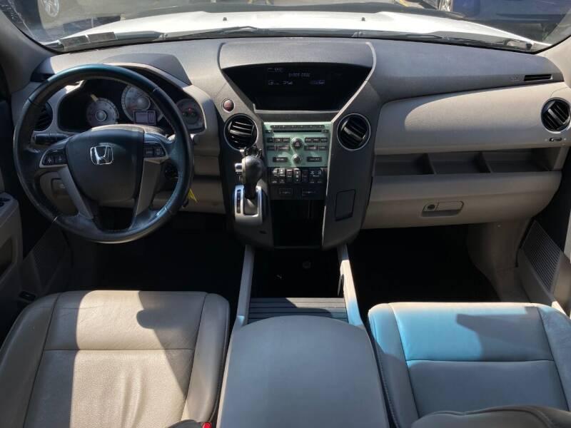 2011 Honda Pilot EX-L 4dr SUV - Philladelphia PA