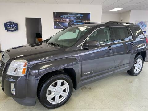 2015 GMC Terrain for sale at Used Car Outlet in Bloomington IL