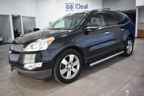 2012 Chevrolet Traverse for sale at iDeal Auto Imports in Eden Prairie MN
