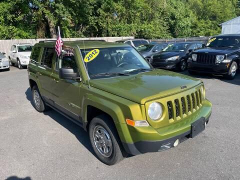 2012 Jeep Patriot for sale at Auto Revolution in Charlotte NC