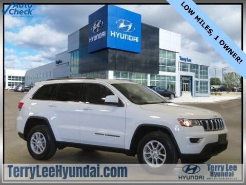 2018 Jeep Grand Cherokee for sale at Terry Lee Hyundai in Noblesville IN