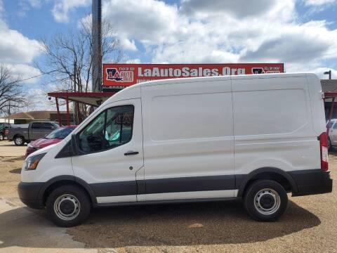 2015 Ford Transit Cargo for sale at LA Auto Sales in Monroe LA
