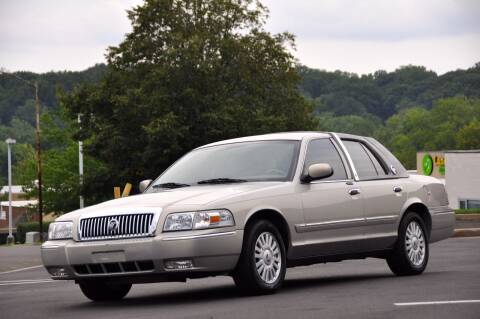 2007 Mercury Grand Marquis for sale at T CAR CARE INC in Philadelphia PA
