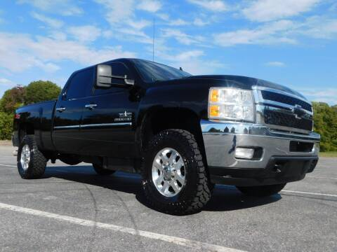 2014 Chevrolet Silverado 2500HD for sale at Used Cars For Sale in Kernersville NC