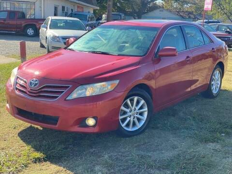 2011 Toyota Camry for sale at Texas Select Autos LLC in Mckinney TX