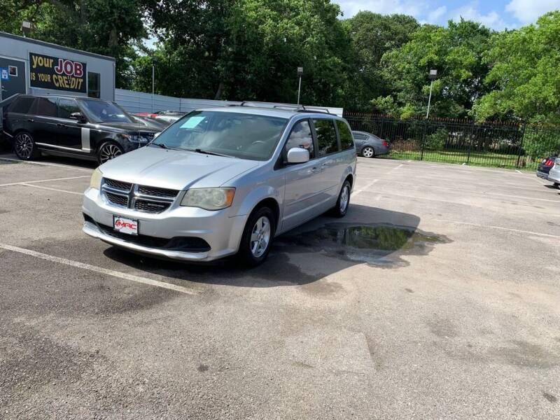 2011 Dodge Grand Caravan for sale at JMAC AUTO SALES in Houston TX