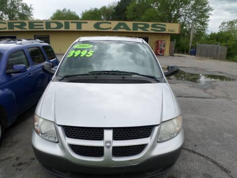 2002 Dodge Caravan for sale at Credit Cars of NWA in Bentonville AR