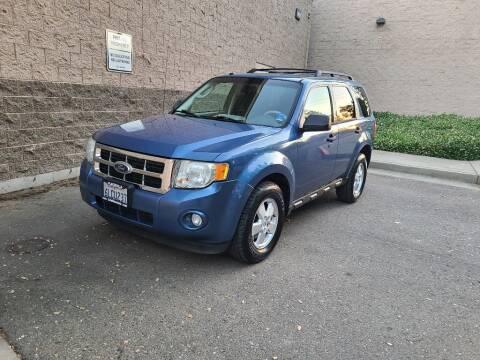 2010 Ford Escape for sale at SafeMaxx Auto Sales in Placerville CA