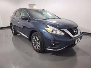 2016 Nissan Murano for sale at Cj king of car loans/JJ's Best Auto Sales in Troy MI