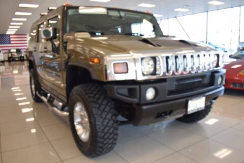 2005 HUMMER H2 for sale at Legend Auto in Sacramento CA